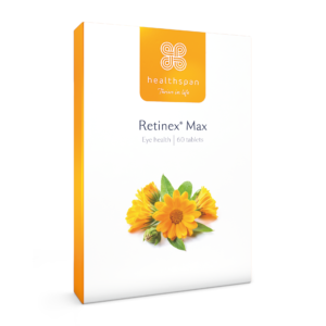 Retinex Max (containing Lutein) - 60 tablets