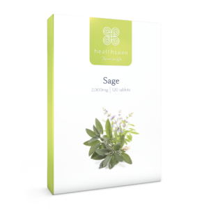 Sage 2,000mg - 120 tablets
