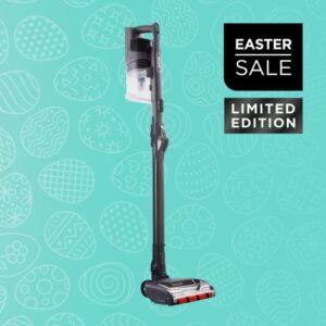 Shark Anti Hair Wrap Cordless Stick Vacuum Cleaner with Flexology and TruePet IZ201UKTDB