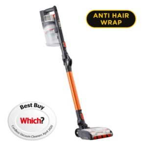 Shark Anti Hair Wrap Cordless Stick Vacuum Cleaner with Flexology and TruePet (Single Battery) IZ201UKB