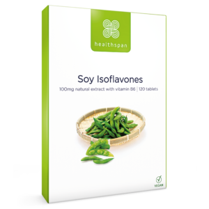 Soy Isoflavones - 120 tablets