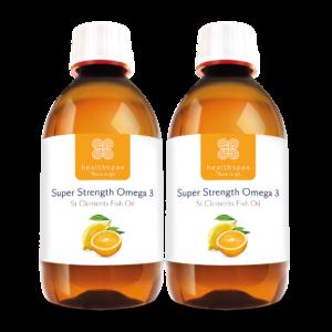 Super Strength Omega 3 Liquid - 600ml