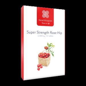 Super Strength Rose Hip - 90 tablets