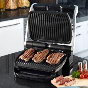 Tefal OptiGrill GC713D40 Plus Health Grill