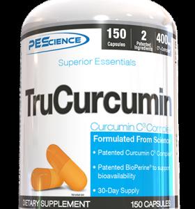 TruCurcumin - 150 Caps Bodybuilding Warehouse PES