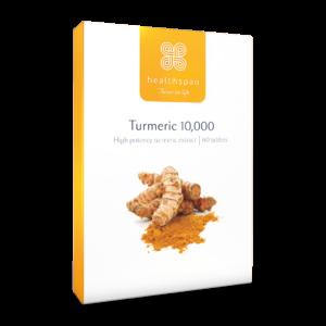 Turmeric 10,000 - 60 tablets