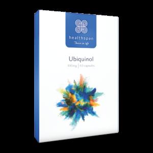 Ubiquinol - 60 capsules