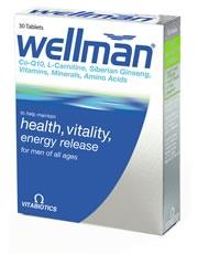 Vitabiotics Wellman 30 capsule 30 capsule