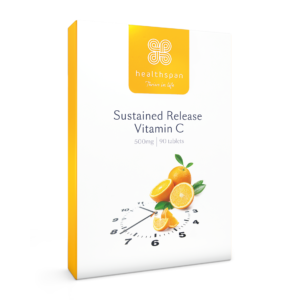 Vitamin C Sustained Release - 90 tablets