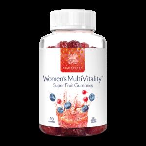 Women's MultiVitality® Super Fruit Gummies - 90 gummies