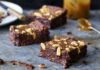 Jersey royal brownies