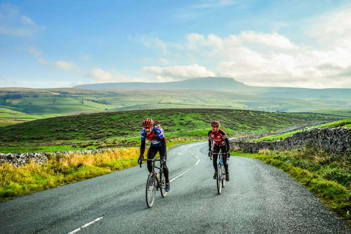 Activity holidays cycling in Yorkshire