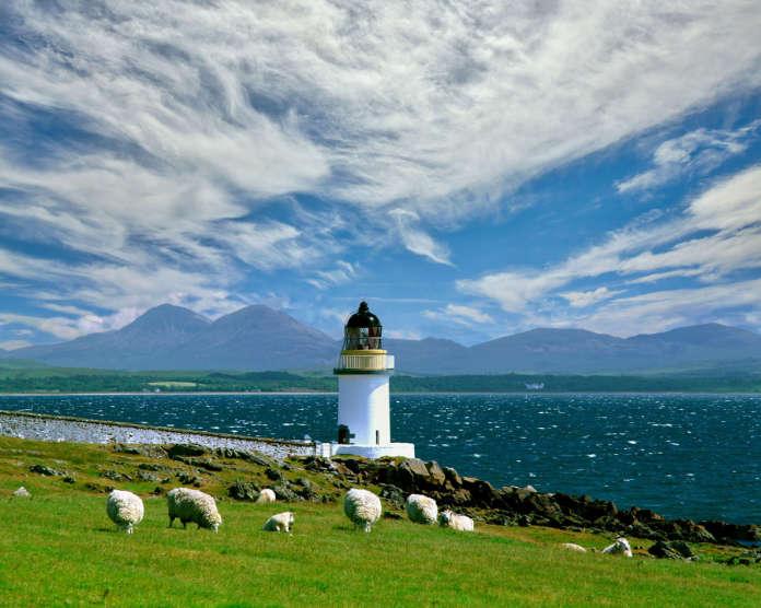 Activity holidays sailing in Scotland