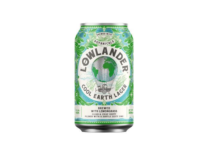 Lowlander Beer Cool Earth Lager