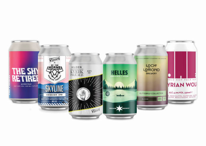 Flavourly Craft Beer Mixed Case