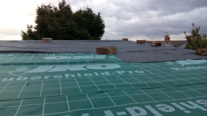 Home office roofing
