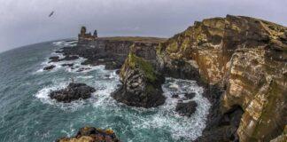 Iceland holiday The coastline of Snaefellsnes. Renato Granieri