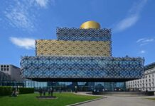 Most beautiful libraries in the UK