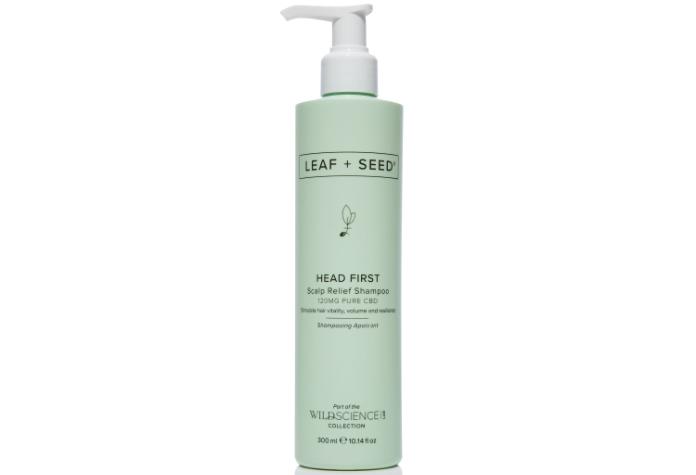Wild Science Head First Scalp Relief Shampoo