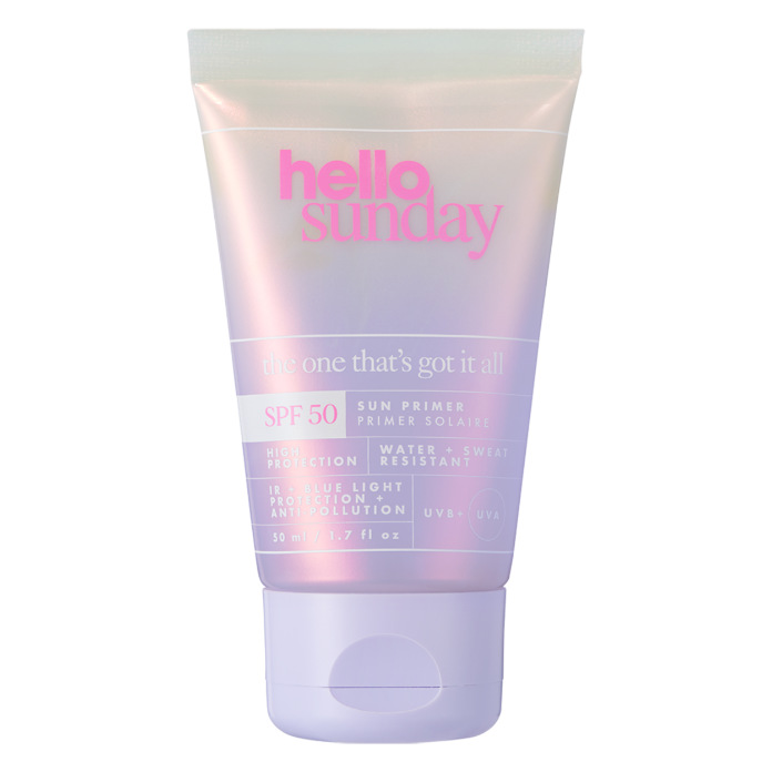 Hello Sunday The One That's Got It All Sun Primer SPF 50