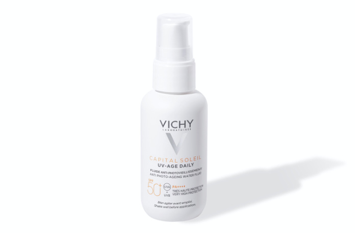 Vichy Capital Soleil UV Age Daily SPF 50+ Facial Sunscreen