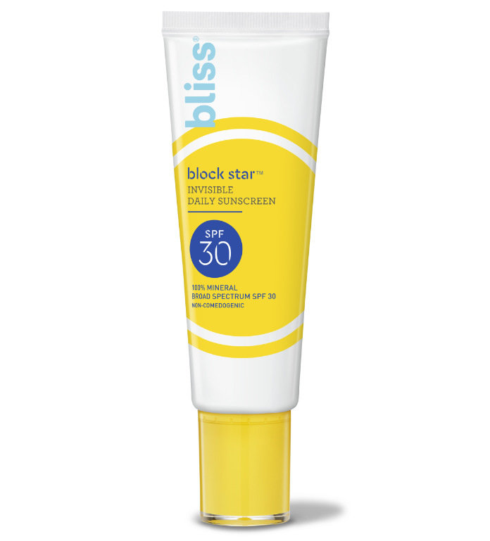 Bliss Block Star Invisible Daily Sunscreen