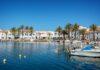 Balearic Islands dock