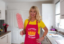Cleaning hacks from Lynsey Crombie