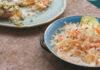 Coconut coleslaw