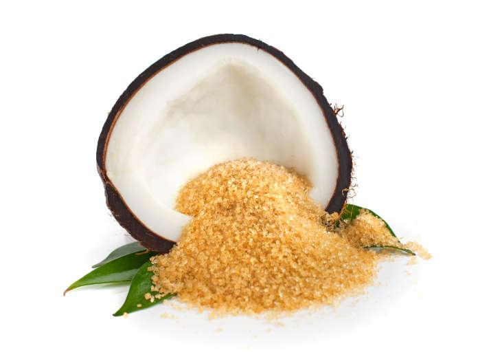 coconut sugar which is a natural sugar alternatives