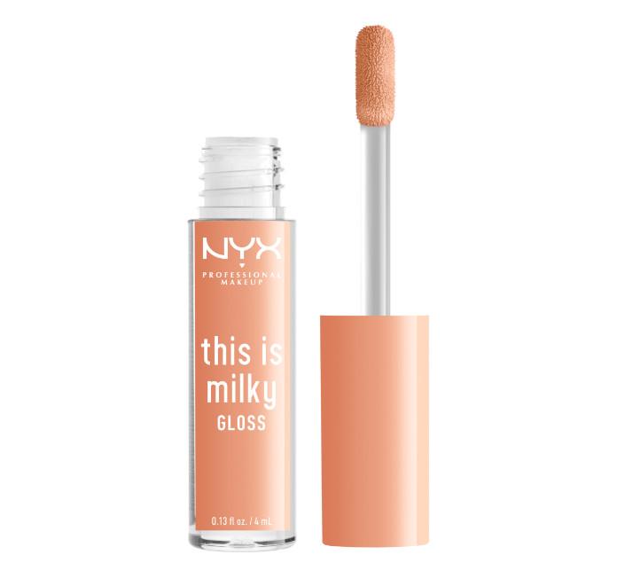 NYX This Is Milky Gloss Lip Gloss Milk & Hunny