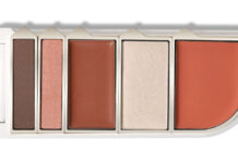 hoto of Tropic Colour Palette with five trays, £68, available from Tropic.