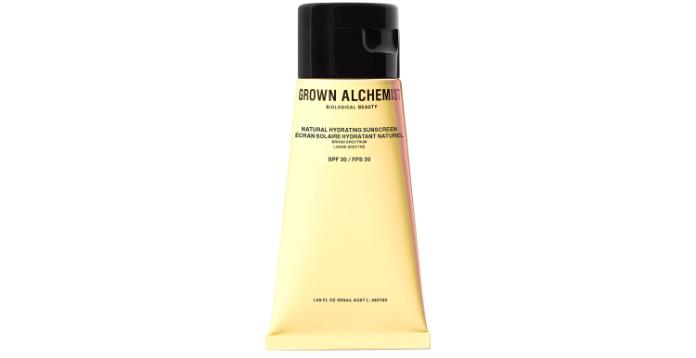 Grown Alchemist Natural Hydrating Sunscreen