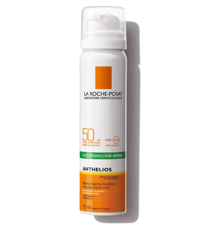 La Roche-Posay Anthelios Anti-Shine Face Mist SPF 50+