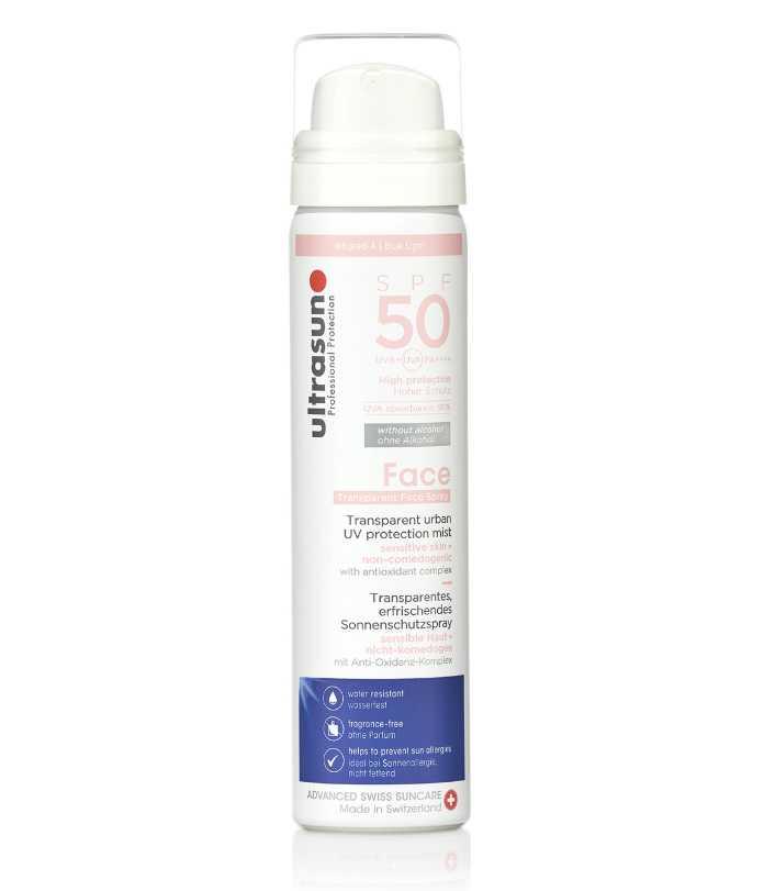 Ultrasun Face UV Protection Mist SPF 50