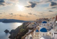 Santorini is one of the best greek islands