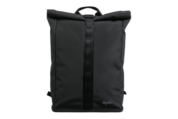 Rapha Roll-top Backpack cycle gadgets
