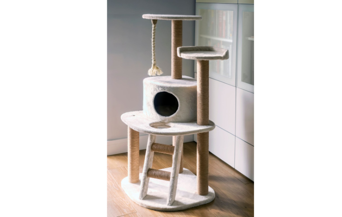 Petface House Scratcher, how to stop cats from scratching furniture