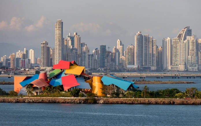 Biomuseo, Panama