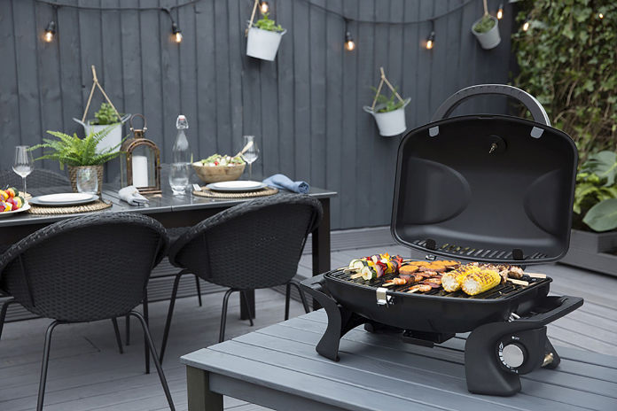 BBQ as a home gift
