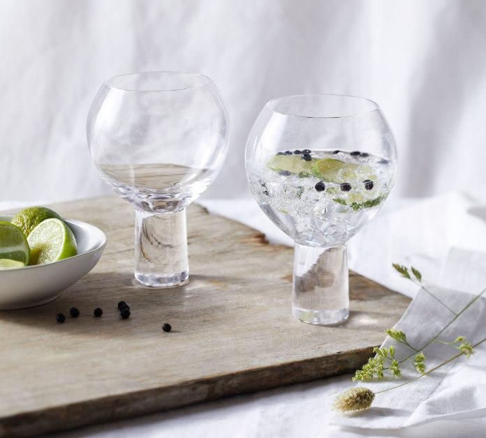 Halden Gin Glasses for home gifts