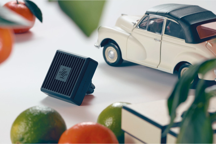 Jo Malone Lime Basil & Mandarin Car Diffuser home gifts set