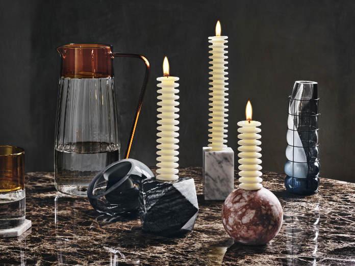 Kalik candle holder home gifts set