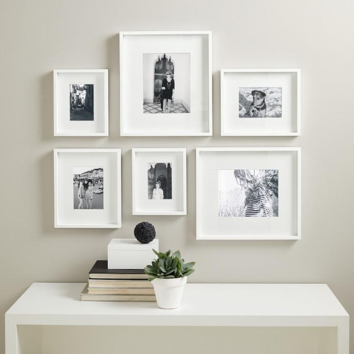 set of frames
