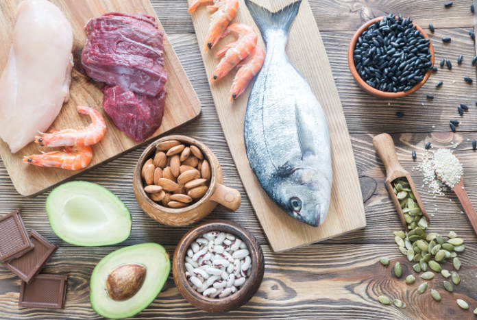 food sources of the mood boosting vitaminZinc