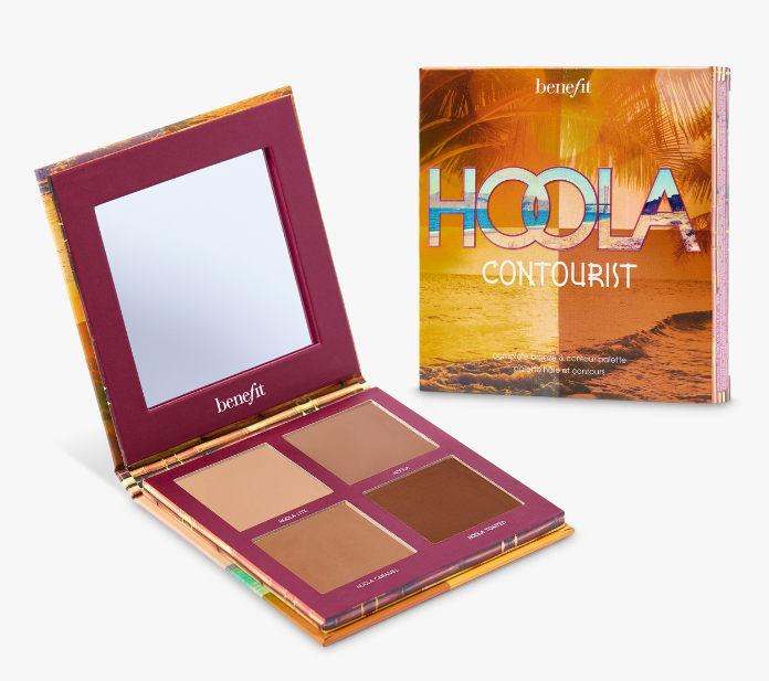 Benefit Hoola Contourist Bronze & Contour Palette