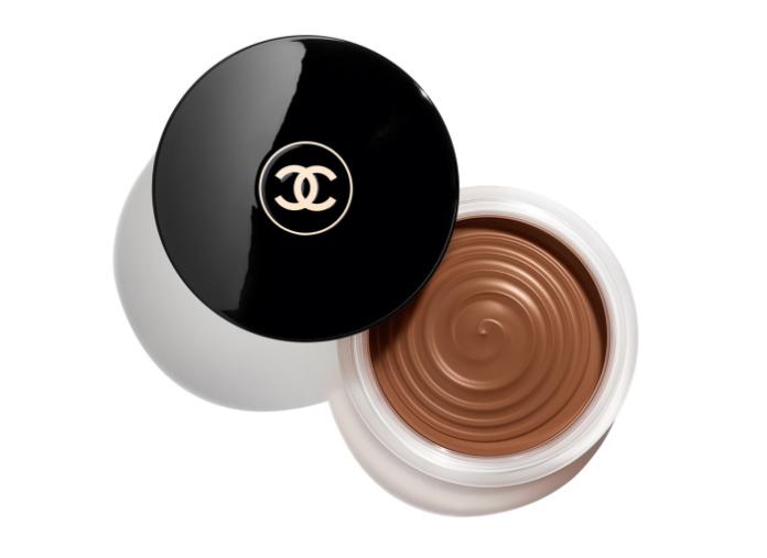 Chanel Les Beiges Bronzing Cream in Soleil Deep Tan Bronze