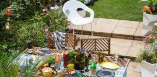 A garden covered by garden insurance