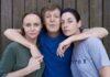 Stella, Paul and Mary McCartney