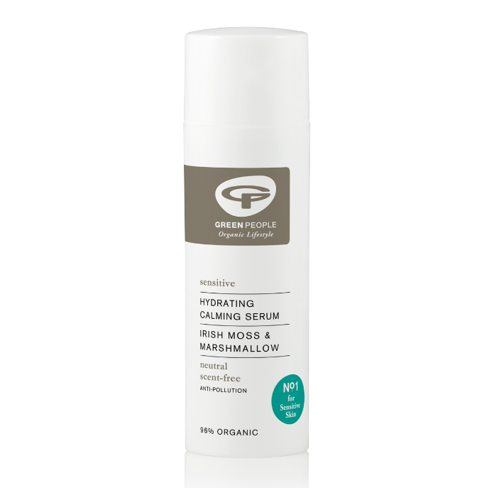 Green People Scent Free Hydrating Calming Serum